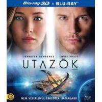 Utazók (BD+3DBD) (Blu-Ray)