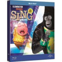 Énekelj! - limitált, fémdobozos változat (steelbook) (Blu-Ray)