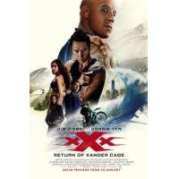xXx: Újra akcióban  (3D Blu-ray+Blu-ray)
