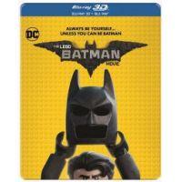Lego Batman - A film  *fémdobozos* (3D Blu-Ray)
