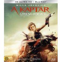 A Kaptár - Utolsó fejezet (UHD+BD) (Blu-Ray)
