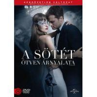 A sötét ötven árnyalata (bővített- és moziváltozat) (DVD)