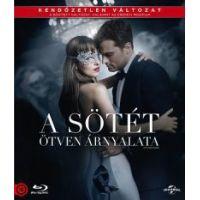 A sötét ötven árnyalata (bővített- és moziváltozat) (Blu-Ray)