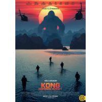 Kong: Koponya-sziget (DVD)