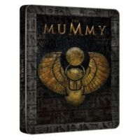 A múmia - limitált, fémdobozos változat (steelbook) (Blu-ray)