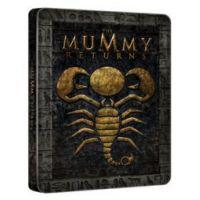 A múmia visszatér - limitált, fémdobozos változat (steelbook) (Blu-ray)
