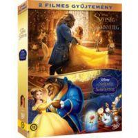 A szépség és a Szörnyeteg - Disney-gyűjtemény (élőszereplős + rajzfilm) (2 DVD)