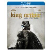 Arthur király: A kard legendája (BD3D+BD)