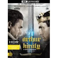 Arthur király: A kard legendája (4K Ultra HD (UHD) + BD)