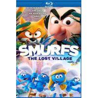 Hupikék törpikék: Az elveszett falu (Blu-ray)