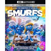 Hupikék törpikék: Az elveszett falu (4K UHD Blu-ray)