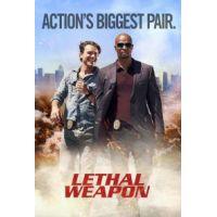 Halálos fegyver 1. évad (4 DVD)