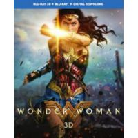 Wonder Woman (3D Blu-ray + BD)
