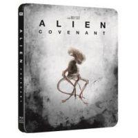 Alien: Covenant - limitált, fémdobozos változat (steelbook)