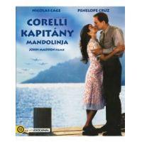 Corelli kapitány mandolinja (Blu-ray)