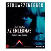 Total Recall - Emlékmás (Blu-ray)