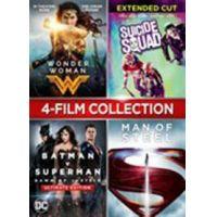 DC Moziverzum 4 filmes gyűjtemény (4 DVD)