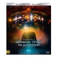 Harmadik típusú találkozások - 40 éves jubileumi változat (UHD+Blu-ray)