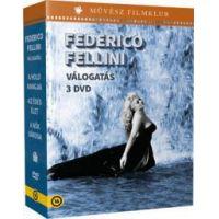 Federico Fellini - 3 filmes gyűjtemény (3 DVD)