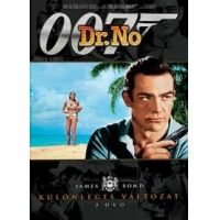 James Bond 01. - Dr. No (DVD)