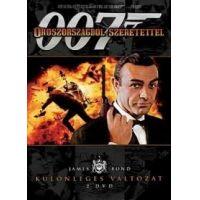 James Bond 02. - Oroszországból szeretettel (DVD)