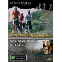 Kerekek és lépések IV. - Szatmár, Bereg, Rétköz (DVD)