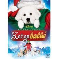 Karácsonyi kutyabalhé (DVD)