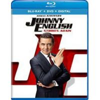 Johnny English újra lecsap (Blu-ray)