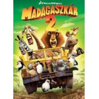 Madagaszkár 2. (DVD) (DreamWorks gyűjtemény)