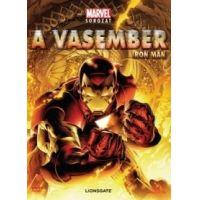 Marvel Sorozat - A Vasember (rajzfilm) (DVD)