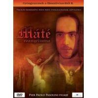 Máté evangéliuma *Pasolini* (DVD)