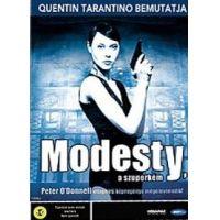 Modesty a szuperkém (DVD)