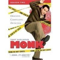 Monk - A flúgos nyomozó - 2. évad ( 4 DVD )