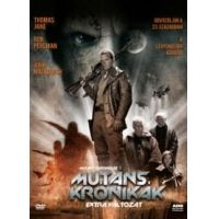 Mutáns krónikák (DVD)