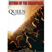Queen & Paul Rodgers: Return of the Champions (DVD)
