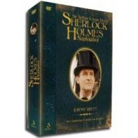 Sherlock Holmes naplójából (3 DVD) (digipack változat)