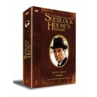 Sherlock Holmes visszatér díszdoboz ( 5 DVD )