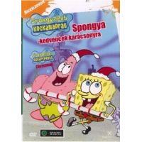 SpongyaBob kedvencek karácsonyra (DVD)