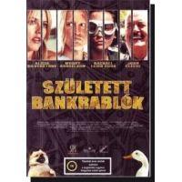 Született bankrablók (DVD)