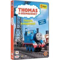 Thomas, a gőzmozdony 5. - Thomas, a megmentő (DVD)