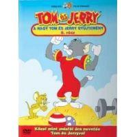 Tom és Jerry - A nagy Tom és Jerry gyűjtemény (8. rész) (DVD)