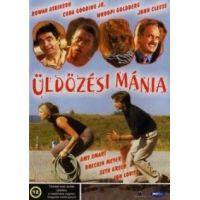 Üldözési mánia (DVD)