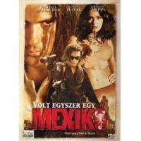 Volt egyszer egy Mexikó (DVD)