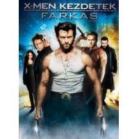 X-Men kezdetek: Farkas (DVD)