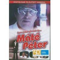 Máté Péter - Zene nélkül mit érek én… (DVD)