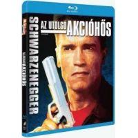 Az utolsó akcióhős (Blu-ray)