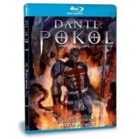 Dante: Pokol ( Animációs látványorgia ) (Blu-ray)