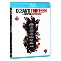Ocean's Thirteen - A játszma folytatódik (Blu-ray)