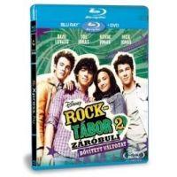 Rocktábor 2. - A záróbuli (bővített változat) (Blu-ray + DVD)