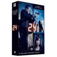 24 - Hetedik évad (6 DVD)